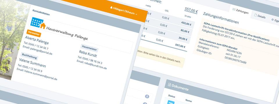 Funktionen | Immoware24 – Immobilien einfach online verwalten